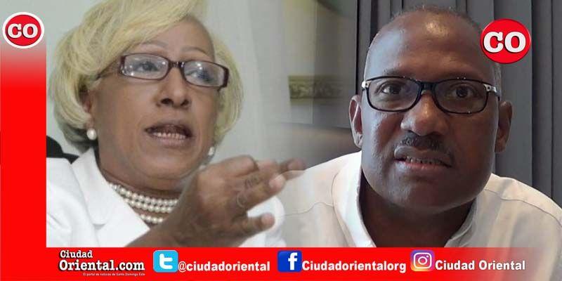 Jeannette Medina y Alfredo Martínez