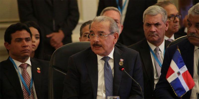 Photo of Danilo Medina llama a países del SICA a atender vulnerabilidad social, productividad, medio ambiente e institucionalidad
