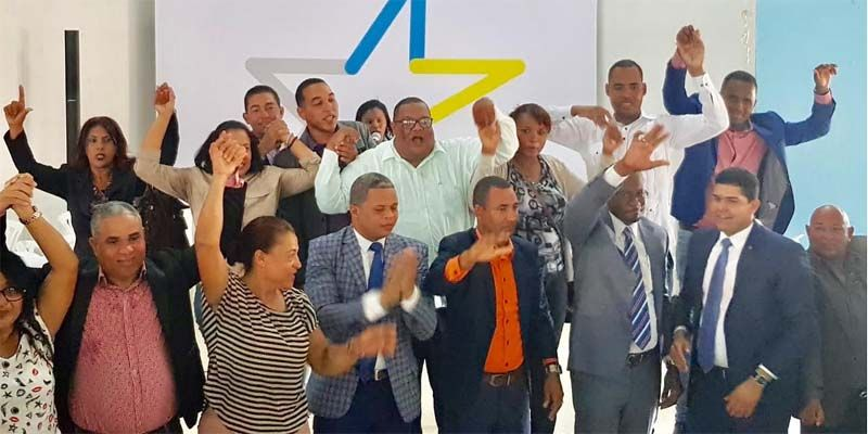 Photo of Aspirantes regidores forman Coalición Municipal Santo Domingo Este