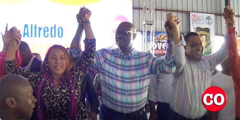Photo of Alfredo Martínez dice encuestas muestran que no tiene competencia en Santo Domingo Este