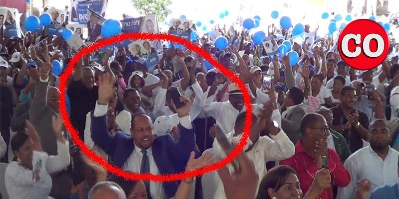 """Photo of Dío Astacio y otros pastores evangélicos le entregan su alma a """"El Alfa"""" + Vídeo"""