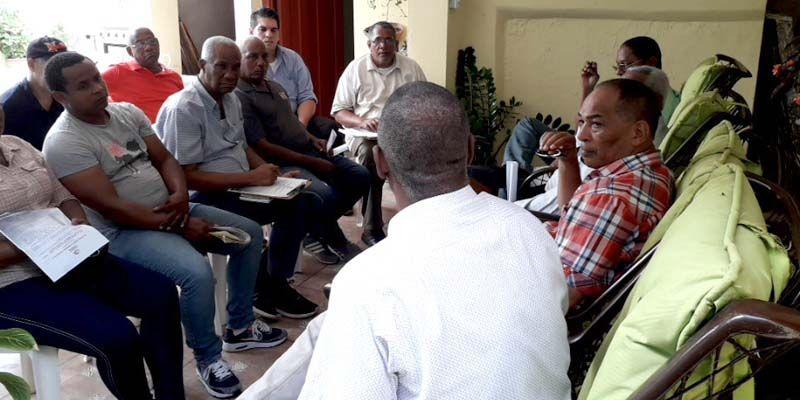 Photo of Organizaciones escogen comité gestor de Juntos Podemos SDE