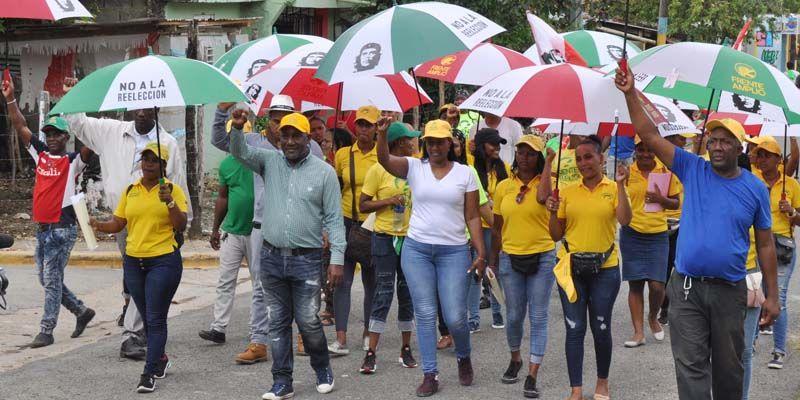 Photo of Frente Amplio hace recorrido en El Bonito