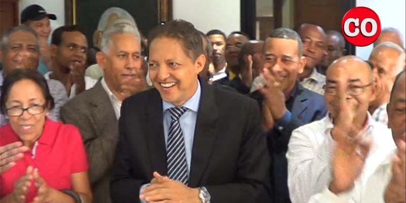 Photo of Perfecto Acosta decidido a ganar la Senaduría por la provincia Santo Domingo