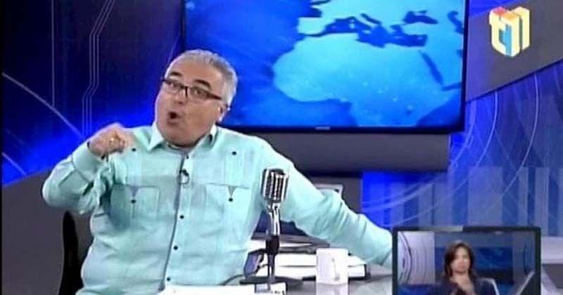 Photo of Roberto Cavada es un perfecto abusador; merece el repudio de todos los trabajadores de la prensa