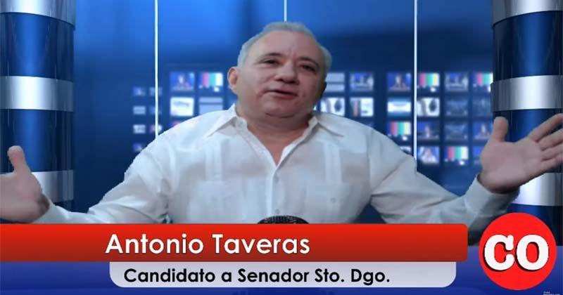 Photo of ¡Exclusiva! Antonio Taveras revela que Hipólito Mejía y Luis Abinader le reservaron candidatura a senador provincia Sto. Dgo.