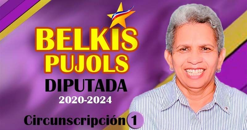 Photo of Dice Belkis Pujols es la mejor opción como candidata a diputada por la Circ. 1 SDE