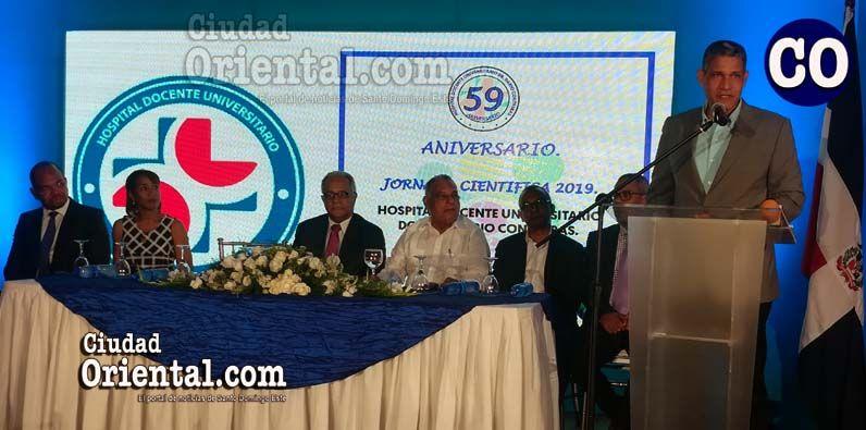 Photo of Hospital Darío Contreras celebra 59 aniversarios de su fundación con Jornada Científica