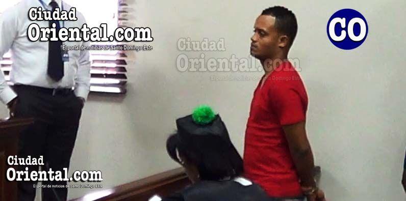 Photo of Pena de 20 años de prisión hombre mató teniente PN durante atraco en La Caleta