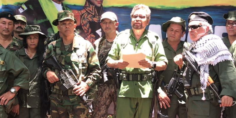 Photo of Las FARC regresan a la lucha guerrillera en Colombia