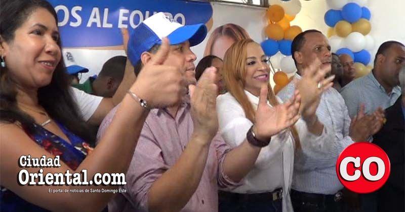 Photo of Pre candidatura de Katy Báez remonta con el respaldo de un grupo de aspirantes a regidores y diputados + Vídeo
