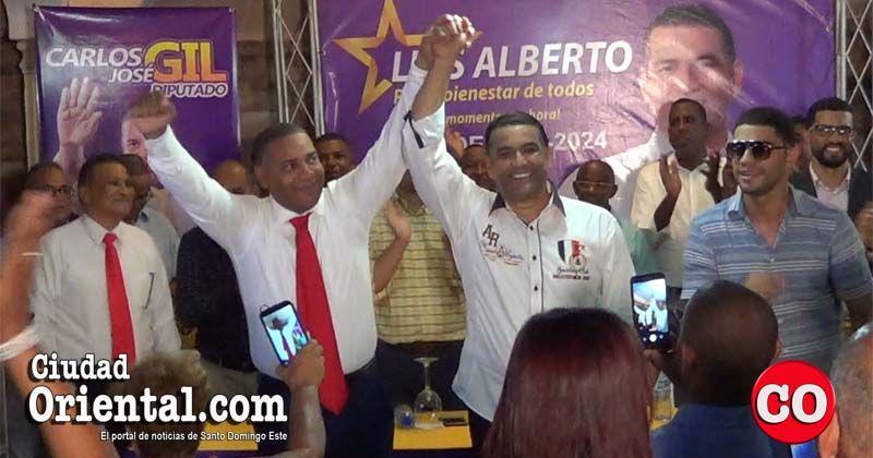 Photo of Luis Alberto Tejeda promete instalar estudio de grabación municipal para uso de los talentos de SDE