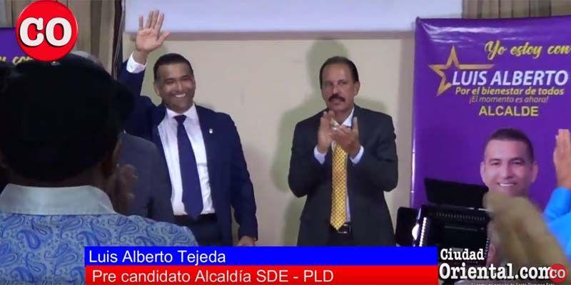 """Photo of Esto es """"la guerra"""": Luis Marte proclama obligarán a que El Cañero """"se vaya"""" del ASDE + Vídeos"""