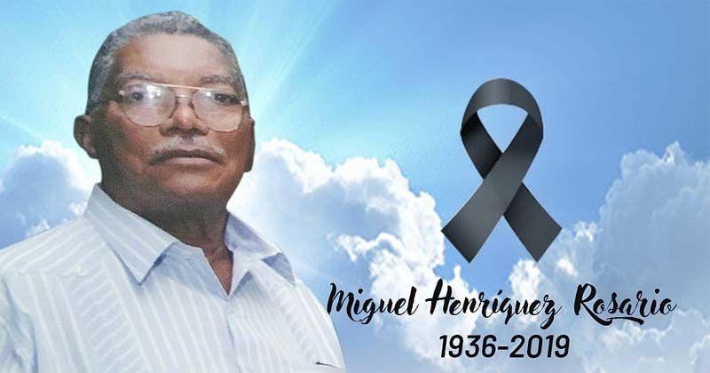 Photo of Muere padre del diputado Luis Henríquez