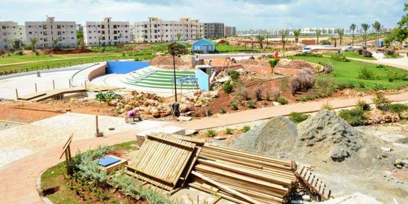 Photo of Parque Energía Renovable Ciudad Juan Bosch con un 90% de avance