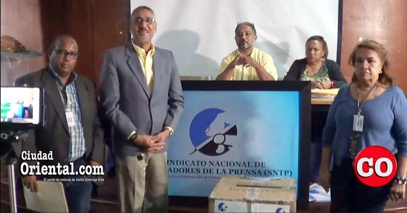 Photo of José Beato es reelecto en la Secretaría General del SNTP con 68% + Vídeos