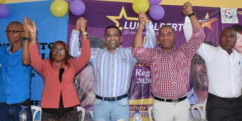 Photo of Joselin Vargas anuncia apoyo a Carlos José Gil y a Luis Alberto Tejeda