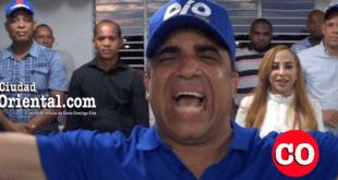 Pastor evangélico Dío Astacio