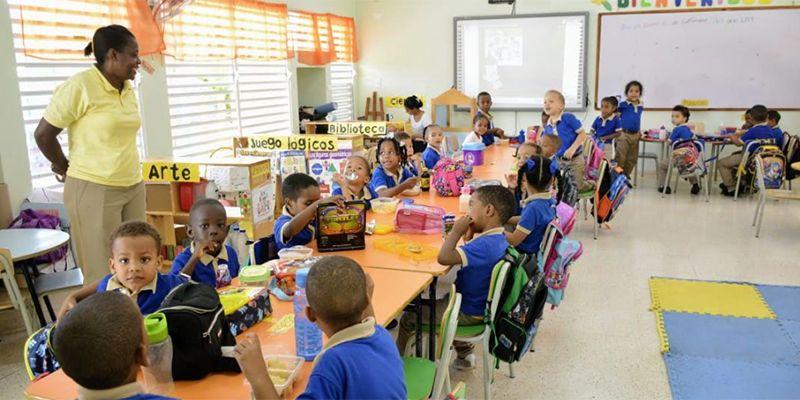 Photo of Aumenta 52% estudiantes inscritos en nuevo ciclo escolar en centros de Ciudad Juan Bosch