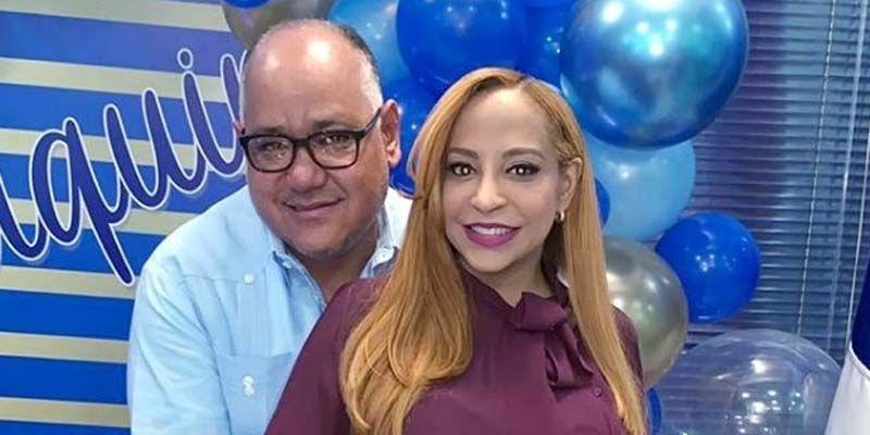 Joaquin Hilario y Katy Báez