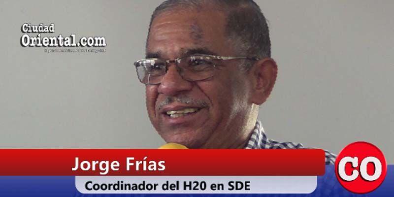 Photo of Jorge Frías desborda en elogios a Katy Báez al presentarla como pre candidata a Vice Alcaldesa + Vídeo