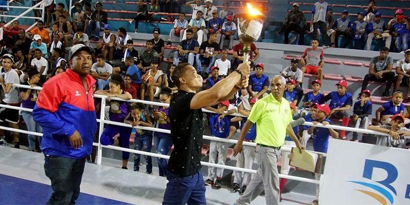 Photo of Inauguran los Juegos Deportivos Los Mina 2019