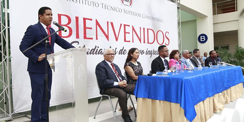 Photo of Instituto Técnico Superior Comunitario (ITSC), recibe 997 nuevos estudiantes