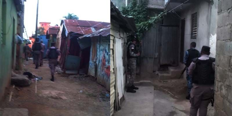 Photo of PN apresa 38 presuntos delincuentes en SDE, ocupa 5 armas, drogas y recupera 3 motocicletas