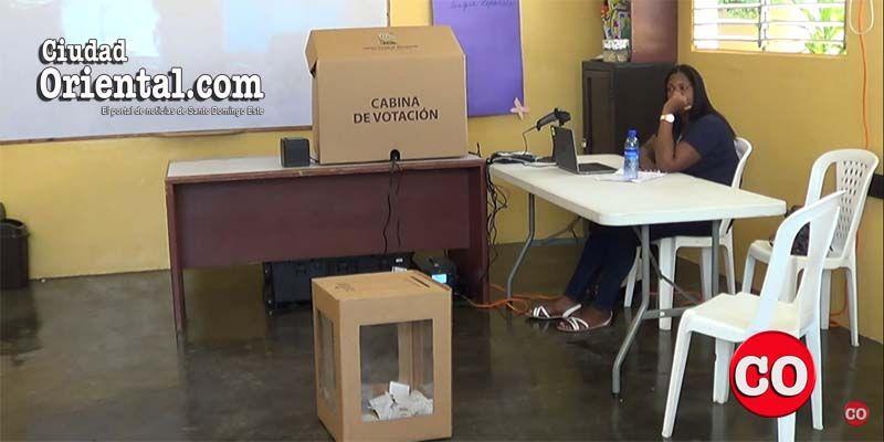 Photo of Aplastante mayoría electores da la espalda al simulacro de la JCE en SDE + Vídeo