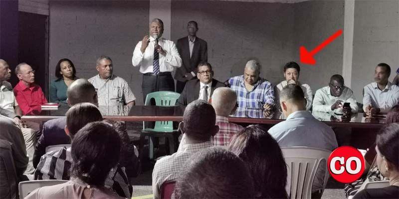 Photo of Eladio Martínez regresa a la política como aspirante a senador en SD por la LFP