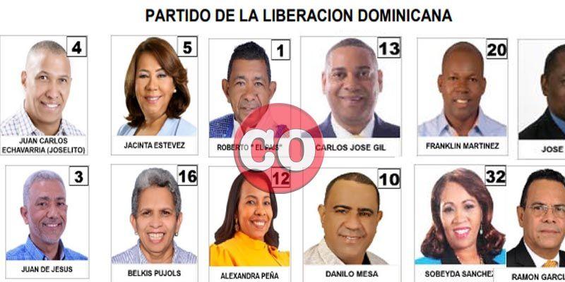 Photo of 75 peledeístas compiten por 21 nominaciones a diputados en SDE + boletas
