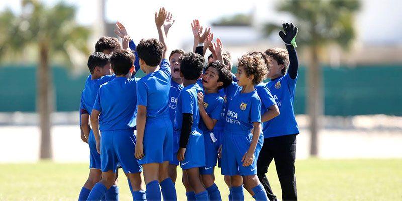 Photo of Equipos de fútbol de Canada, USA y Colombia vendrán al IV Torneo Barca Academy Cup Las Américas