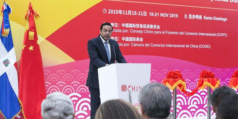 Photo of CEIRD afirma RD es el mayor socio comercial de China en la Región del Caribe