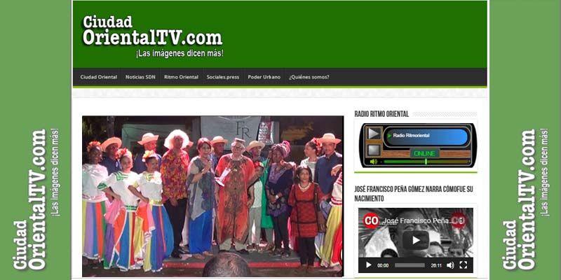 Photo of CiudadorientalTV.com ya es una realidad, tal como lo habíamos prometido