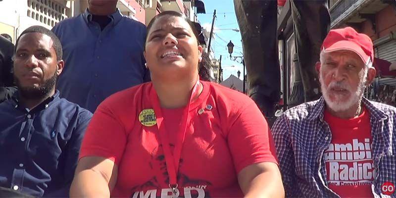 Photo of Izquierda propone cambio radical; convocan ,manifestación el lunes 4 de Noviembre