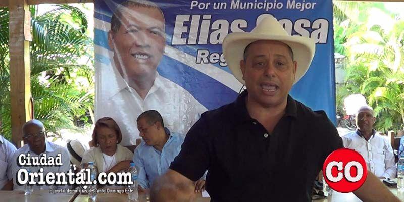 Photo of Julio Romero dice ganará diputación con o sin alianza; respalda a Elías Sosa + Vídeo