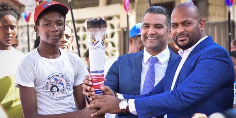 Photo of Antorcha Juegos Escolares llega a Regional Educación Santo Domingo