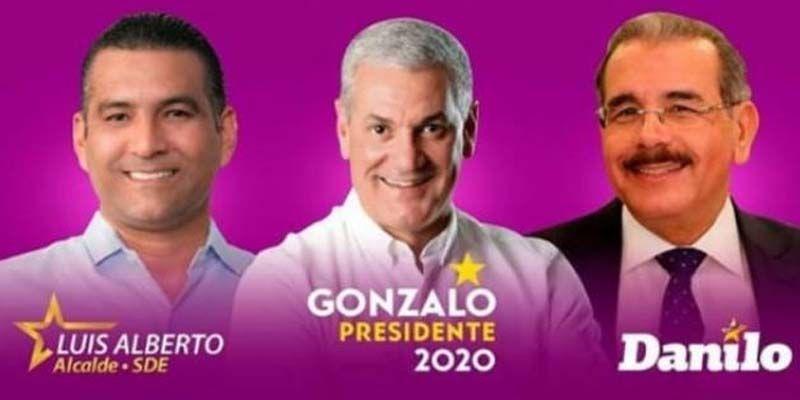 Photo of Presidente Danilo Medina y Gonzalo Castillo proclamarán a Luis Alberto este domingo en Los Mina