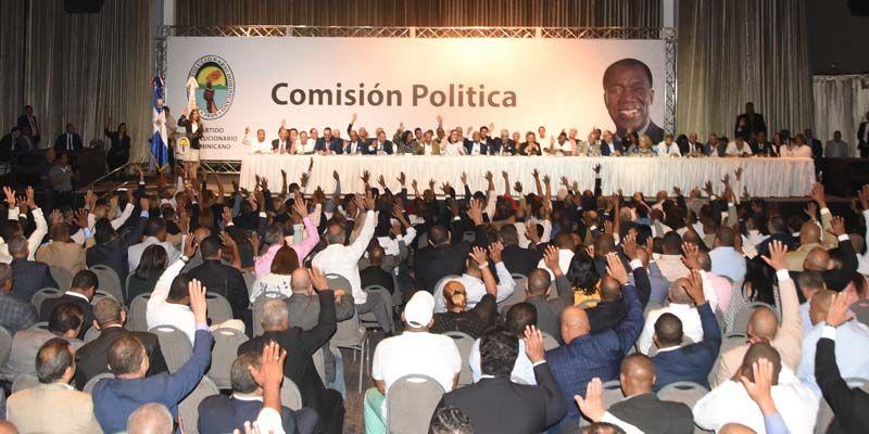 Photo of Comisión Política PRD aprueba alianza parcial con el PLD para el 2020
