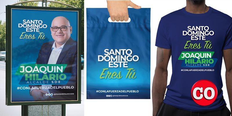 Photo of Todo listo para inscripción candidatura Joaquín Hilario como candidato Alcaldía por LFP