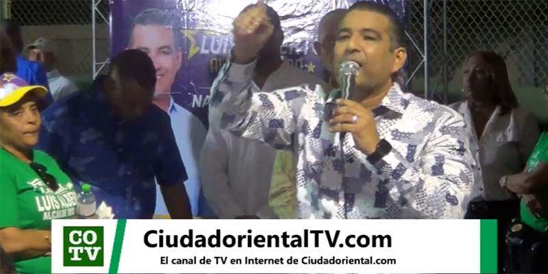 """Photo of Desafiante, Luis Alberto dice PLD """"barrerá"""" en las elecciones municipales de Febrero + Vídeo"""