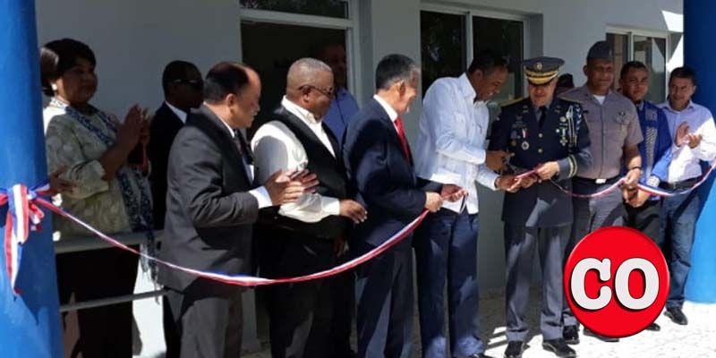 Photo of Policía Nacional inaugura un nuevo cuartel en San Luis