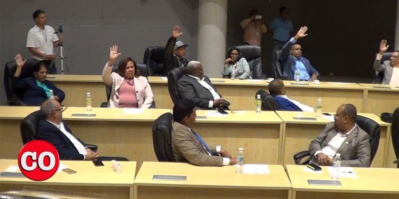 Photo of Leonelistas, peledeístas y un reformista aprueban presupuesto ASDE 2020 con la oposición del PRM, PRD, FA y PRSD