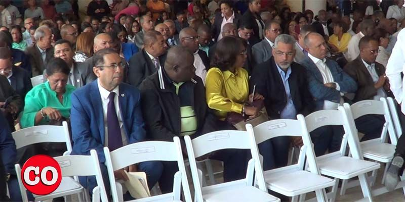 Photo of Ningún dirigente municipal del PRM asistió al acto en honor a Peña Gómez en el ASDE