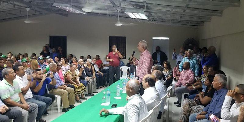 Photo of Masivo respaldo a Candidatos Fuerza del Pueblo en SDE