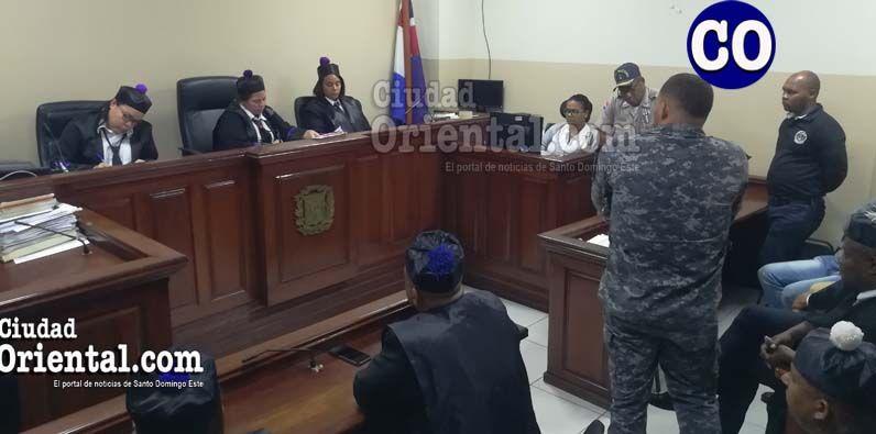 Photo of Condena de 20 años de prisión sargento PN mató hombre en drink de Sabana Perdida