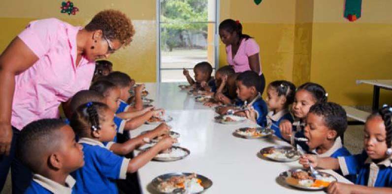 Photo of Director INABIE asegura estudiantes seguirán recibiendo desayuno, almuerzo y merienda