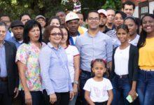 Photo of Frente Amplio presenta a Jhonatan Liriano como su candidato a diputado por SDE, Boca Chica y Guerra