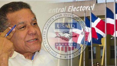 Photo of Juan Bolívar, la JCE y EEUU