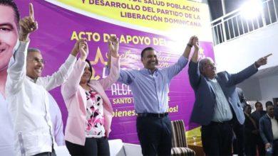 Photo of Luis Alberto recibe apoyo de principales gremios y funcionarios del sector salud